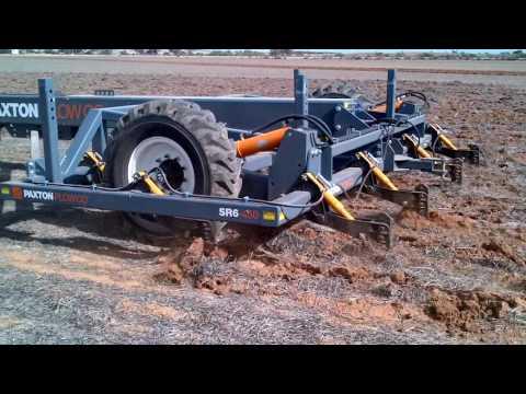 13S SR6-450 Soil Renovator