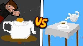 PORA NA HERBATĘ! - Minecraft: Pixel Painters