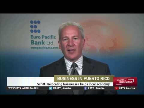 Peter Schiff on relocating to Puerto Rico