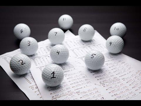 TGW'S Blind Golf Ball Test – Titleist, Callaway, TaylorMade, Bridgestone and Srixon Tour Balls