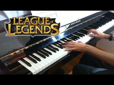 League of Legends - Champion Select ~ Piano version (A Champion Approaches) w/ Sheet music!