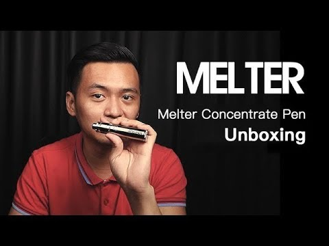 Dazzvape Melter Concentrate Pen Unboxing