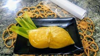 Pamonha No Saquinho – Rápida, Deliciosa e Sem Sujeira
