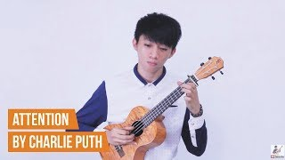 Gambar cover Attention - Charlie Puth (Fingerstyle Ukulele Cover)