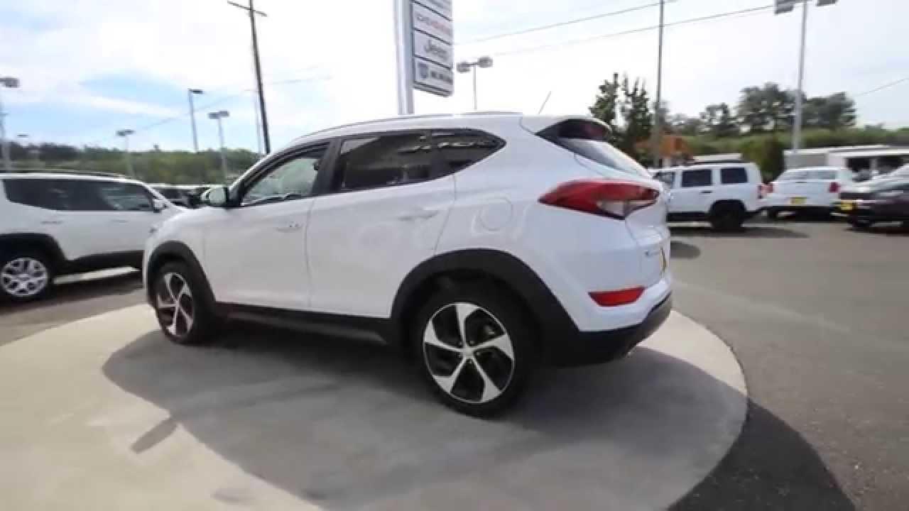 2016 Hyundai Tucson   Winter White GU035048 Skagit County Mt Vernon -  YouTube 0