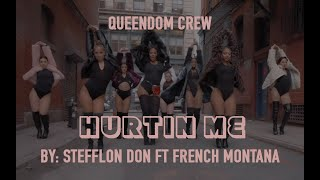 vuclip Hurtin Me | Stefflon Don ft. French Montana | Queendom Crew #HurtinMe #StefflonDon
