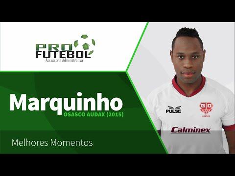 MARQUINHO - Osasco Audax 2015