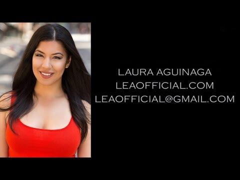 Laura Aguinaga Host Reel 2016