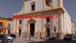 CIANCIANA SICILY FILM ESCLUSIVO-ULTRA HD.