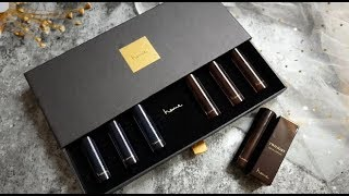 heme經典緞光唇膏全試色|媲美專櫃的開架唇彩!
