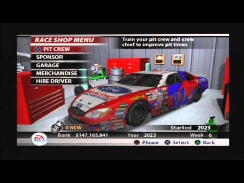 NASCAR 2005 Chase For The Cup 10th Anniversary Review