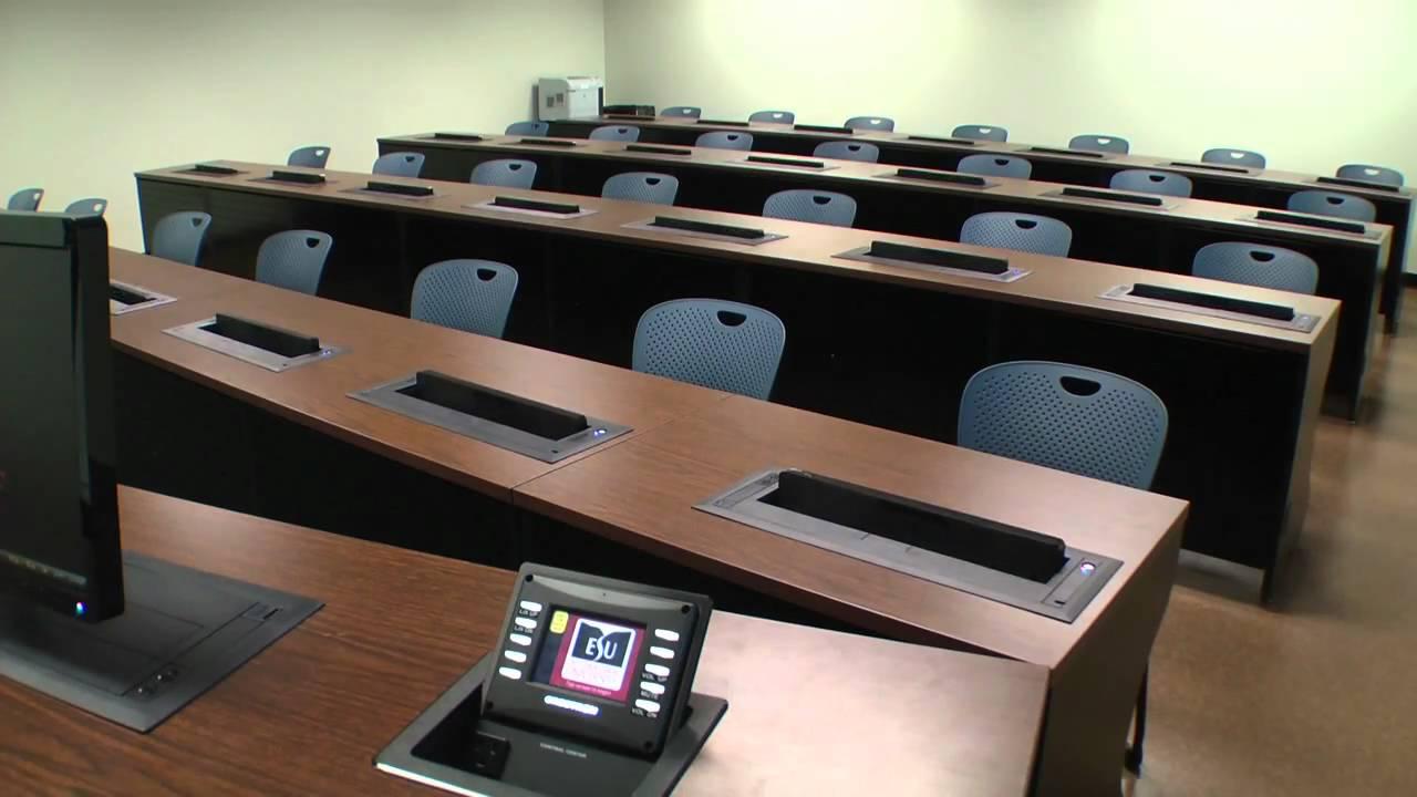 East Stroudsburg University Nova Off Campus Classrooms Desk