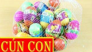 Trò chơi bóc trứng khủng kong Socola cực yêu - Cún Con