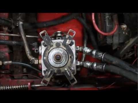Hydro Pump rebuild