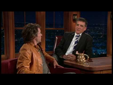 Craig Ferguson interviews Robert Downey Jr. - Part 1
