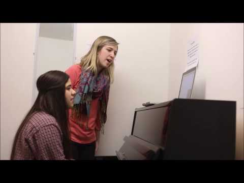 Heaven Everywhere - by Francesca Battistelli cover by Natalie Spoonhour & Rachel Willyerd