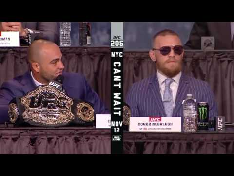 UFC 205: On Sale Press Conference Highlights