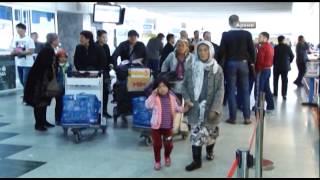 видео Авиакомпания Кыргызстан (Kyrgizstan Airlines)