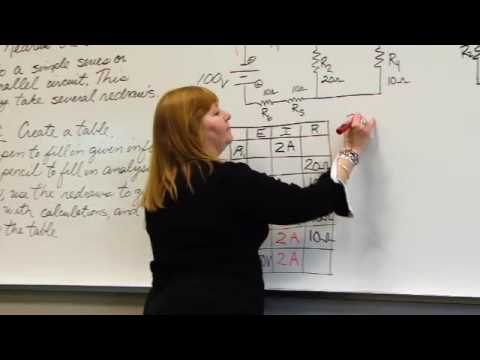 electronic series parallel combination circuits part 2 eeris fritz rh youtube com