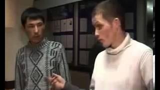 Укуренные Узбек и Русский Прикол!