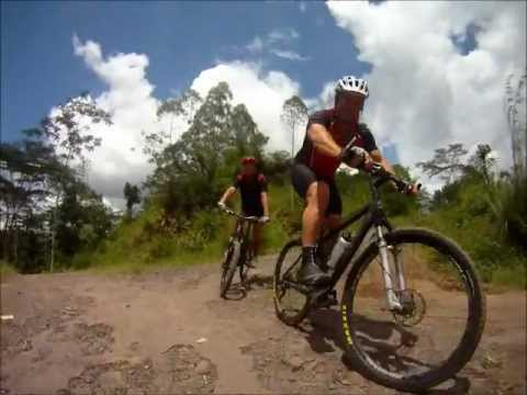 The Volcano Trail - Infinity Mountainbiking
