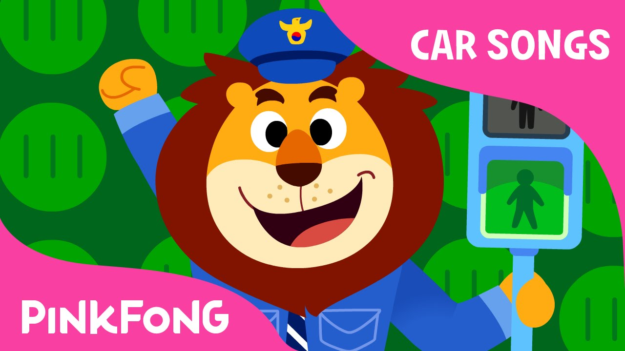 traffic lights car songs pinkfong songs for children youtube