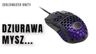 Cooler Master MM711 - test ultralekkiej myszy dla graczy