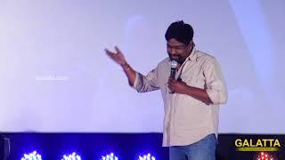 Rajesh Reveals Santhanam's Savaal   SPPR Audio Launch