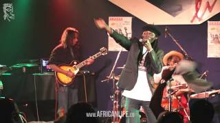 Nu Chilly Video @ Flag Flow High Senegambia 2014, 06.06.2014 @ Reigen