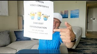 MINION IMPERSONATION PHONE PRANK - HOW TO PRANKS QUICKIE