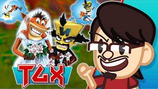 Crash Twinsanity Review | Crash Bandicoot Jumps The Shark