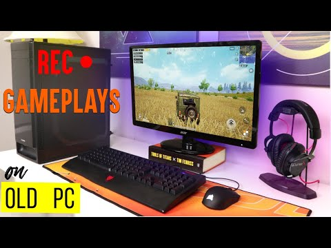 Best Gameplay Recording Software For Budget Pc ( Lag Free Gameplay ) #2019