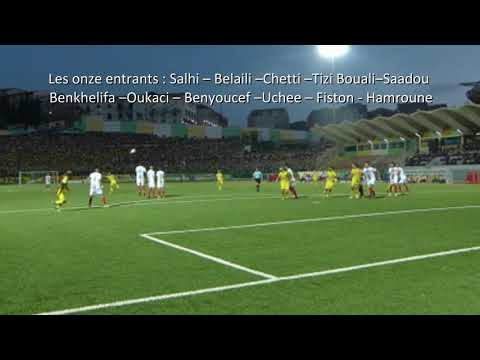JSK - Match nul contre le FUS RABAT (1-1) pour un 1er match international sous l'ère Mellal
