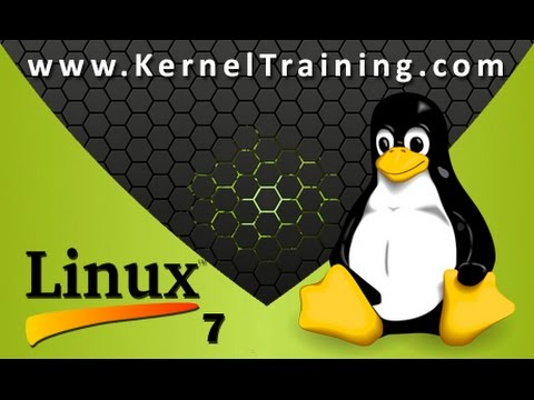 Red Hat Enterprise Linux 7 Training Tutorial