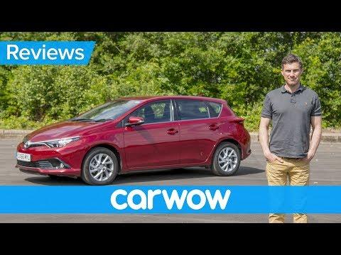 Toyota Auris 2018 in-depth review   Mat Watson Reviews