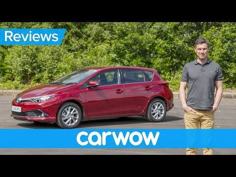 Toyota Auris (Corolla) 2018 in-depth review | Mat Watson Reviews