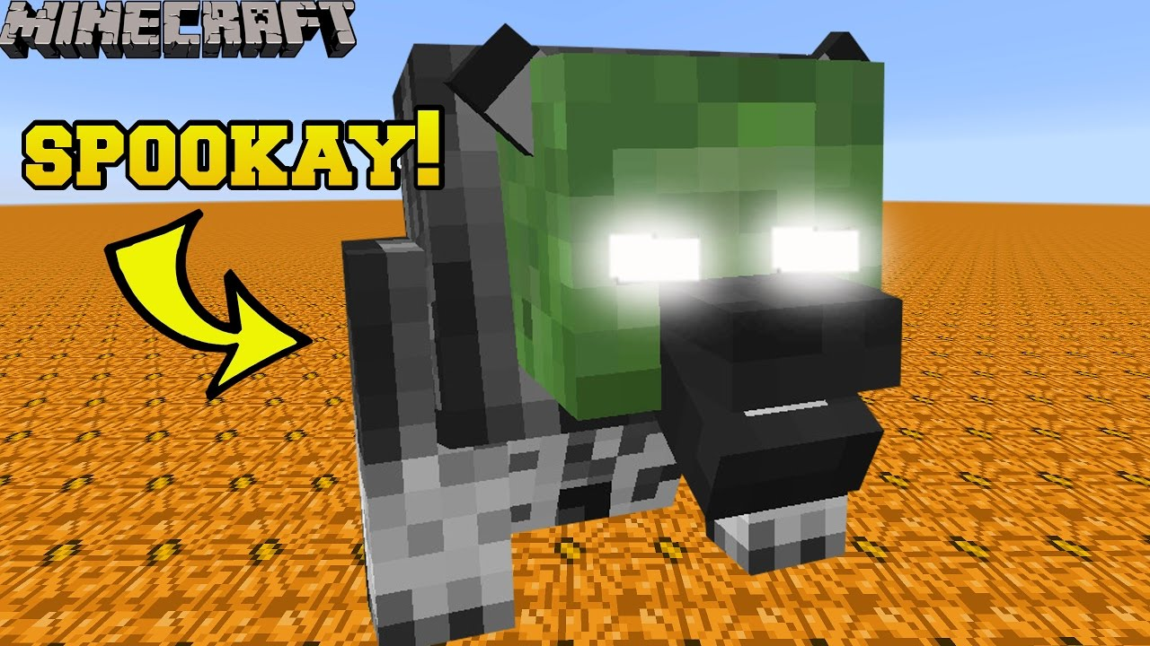 Minecraft: HALLOWEEN (COSTUMES, MOBS, & TRICK OR TREATING!) Mod ...