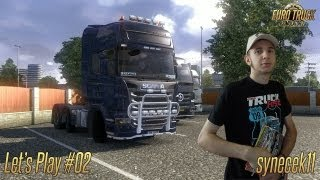Euro Truck Simulator 2 [CZ] Let