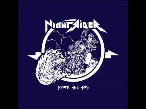 Night Rider (UK) - Rock Me thru' the Nite (DEMO 2013)