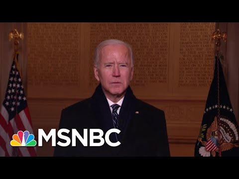 Joe Biden: I've Never Been More Optimistic About America Than I Am This Very Day | MSNBC