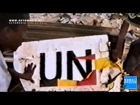 United Nations Operation in Somalia (UNOSOM) 1992
