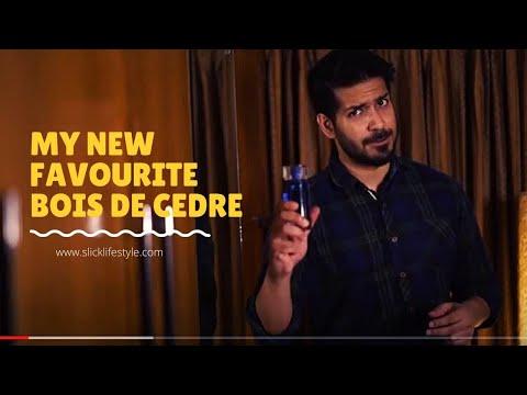 Men's Fragrance Review - Bois De Cedre