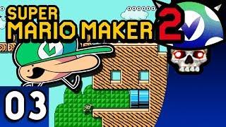 [Vinesauce] Joel - Super Mario Maker 2 ( Part 3 )