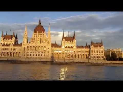Boat on the Danube use BKV public transportation