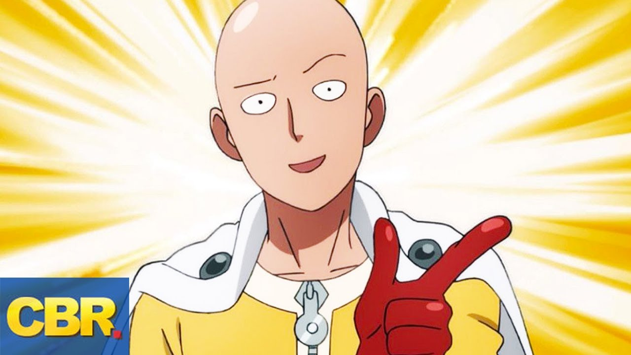 Download One Punch Man: This Secret Theory Explains Saitama's TRUE Power