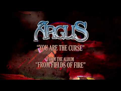 "ARGUS ""You Are The Curse"""