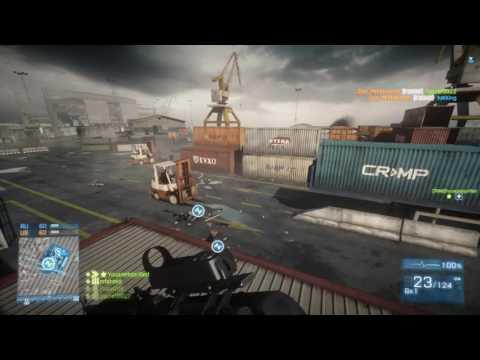 Battlefield 3 Noshahr canal deathmatch