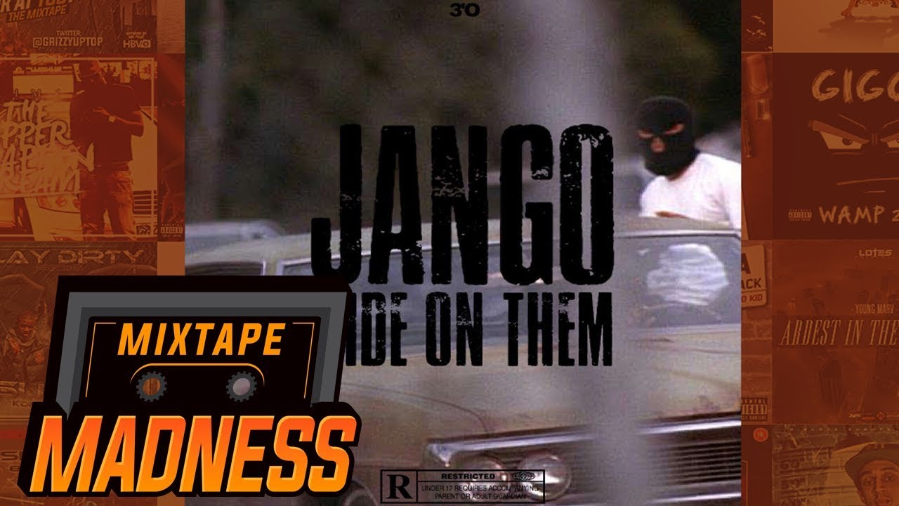 Jango - Ride On Dem | @MixtapeMadness