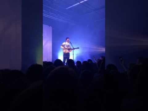 """Vianney """"J'men Fous"""" Concert De Boisseuil 30/03/2017"""