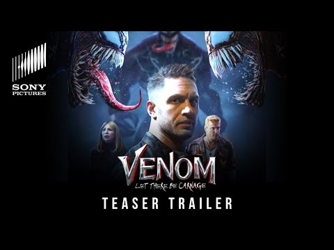 VENOM: LET THERE BE CARNAGE (2021) - Teaser Trailer   Sony Pictures